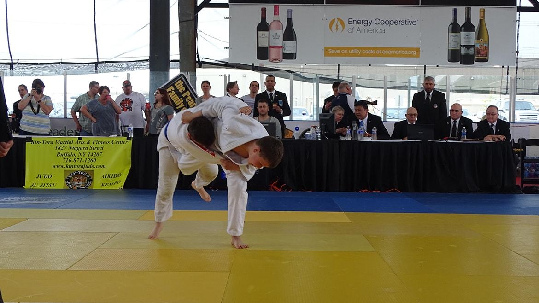 Sambo Center – NYC's Best Judo and Sambo Training