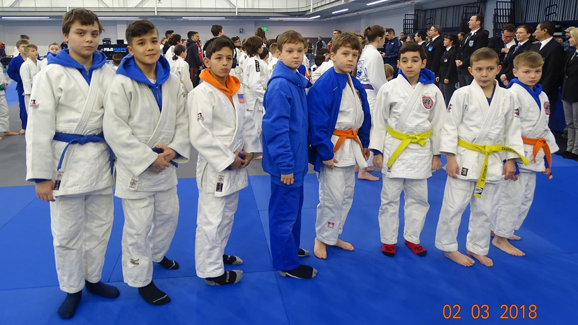 Sambo Center – NYC's Best Judo and Sambo Training
